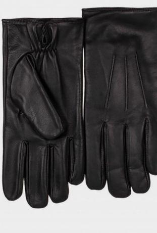 Мужские кожаные перчатки Braska