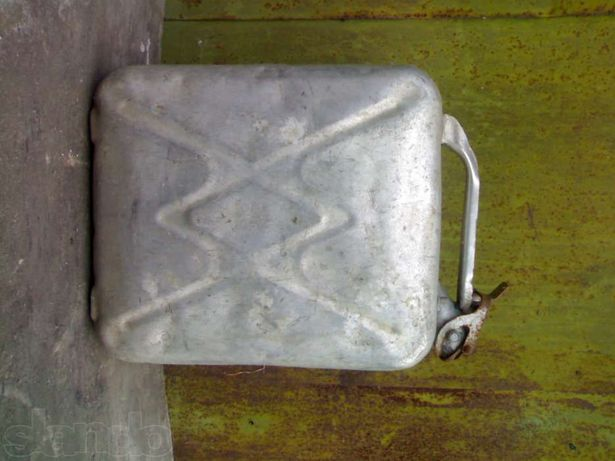 канистра алюминевая