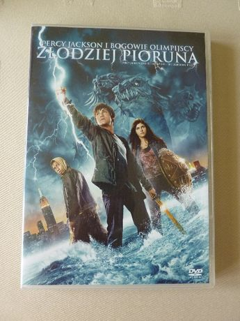 Złodziej pioruna - DVD