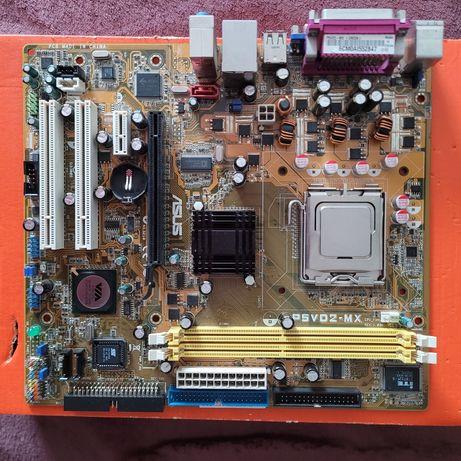 Części komputerowe sprawne (płyta główna , chłodzenie ,karta graficzna