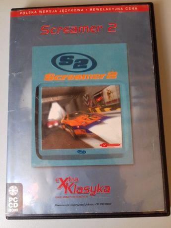 Screamer 2 EXTRA KLASYKA Gier Komputerowych Gra PC