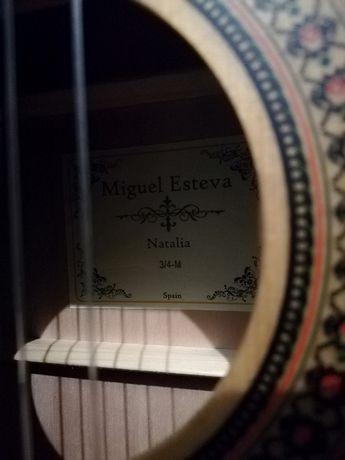 Gitara Miguel Esteva Natalia 3/4-M