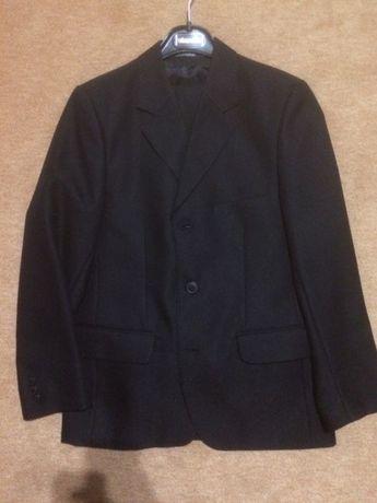 Детский костюм школьный чёрный Standart