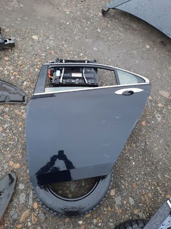 Drzwi lewe tylne Honda Accord VII 03-08r sedan KOD LAKIERU B92P