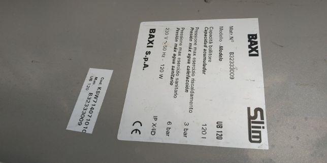 Бойлер косвенного нагрева Baxi SLIM UB 120