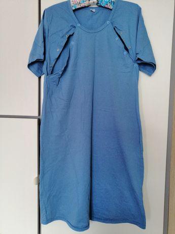 Koszula nocna, koszula ciążowa, koszula do karmienia