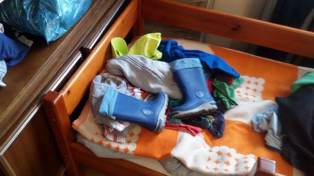 Ubrania dla syna rozmiar 104