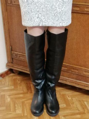 Сапоги-ботфорты Gonci зимние размер 38