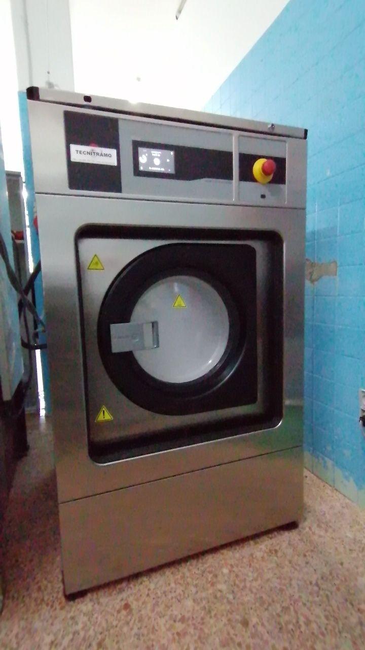 Máquina de lavar roupa industrial 20kg SELF SERVICE