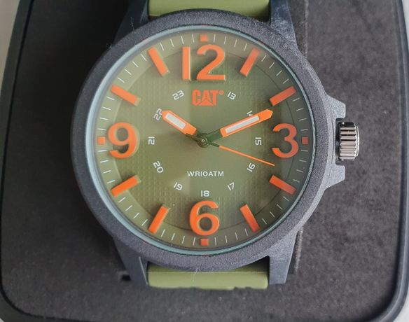 Часы Caterpillar GROOVY Green, LF.111.23.133