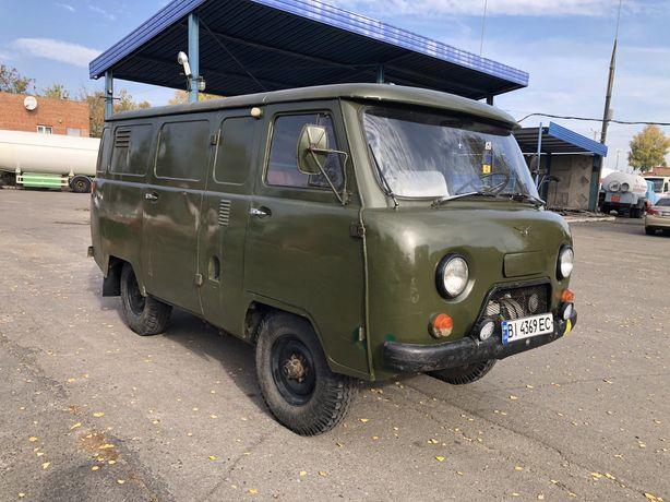 Продам автомобиль УАЗ 452
