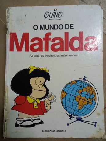 O Mundo de Mafalda - Quino