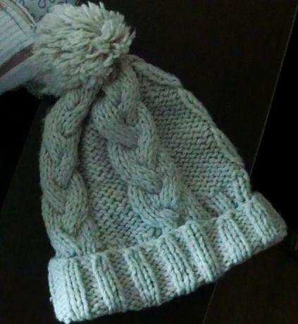 Шапка H&M Divided жіноча, шапка женская