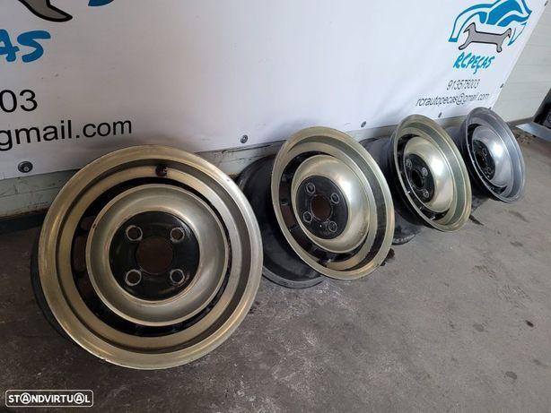 """Jantes Lotus Eclat 14"""" - Toyota AE86 / Starlet / KE20 / KE70 / Datsun 120y, 140y, - R14 7J.  4x114.3"""