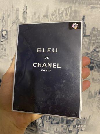Chanel Bleu de Chanel 100 мл  мужские духи  новые подарок оригинал