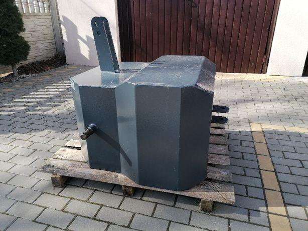 Obciążnik Balast 800kg Na TUZ Przeciwwaga Sonarol John Deere OD RĘKI