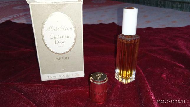 Christian Dior винтажные духи  Miss Dior