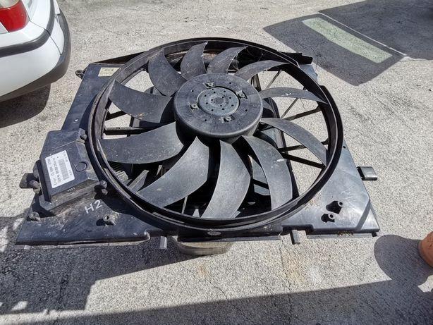 Termo ventilador Mercedes S320 - Ano 2000