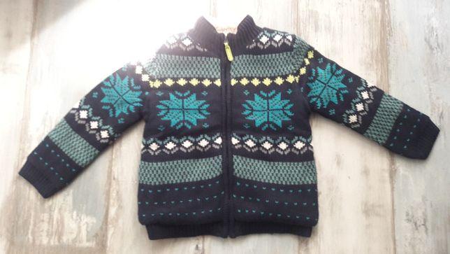 Куртка-кофта на 5 лет