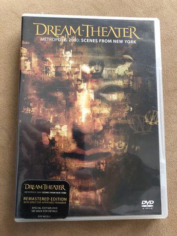 Dream Theater DVD - Metropolis 2000 Scenes From New York
