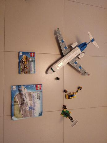 Klocki Lego nr 3181 (samolot)