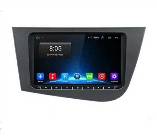 Auto Rádio Android Seat Leon Câmera Internet GPS Bluetooth Canbus NOVO