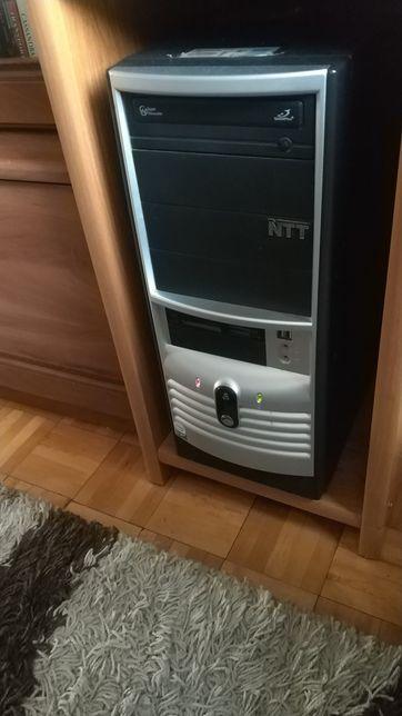 Komputer monitor z funkcją tv skaner drukarka