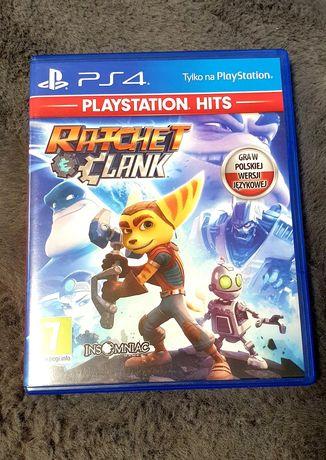 Gra Ratchet & Clank na PS4 dubbing PL