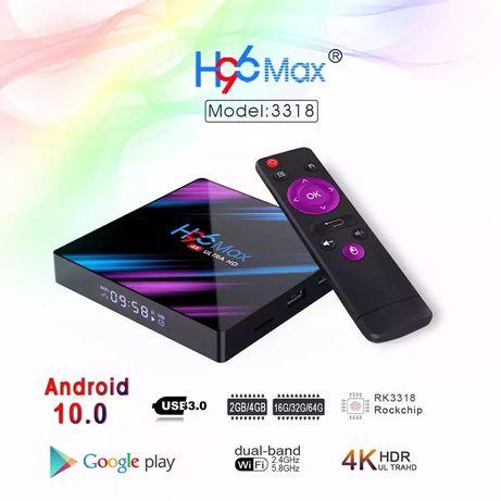 Android приставка H96 (64 gb)