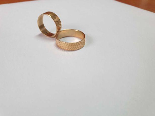 złote obrączki   złoto p585   Lombard