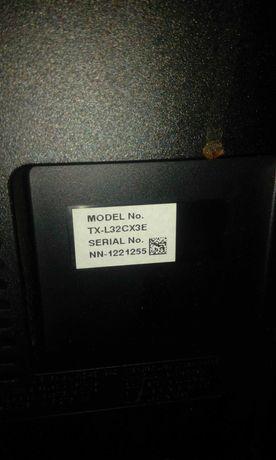 "Panasonic Viera 32"" TX-L32CX3E na części"