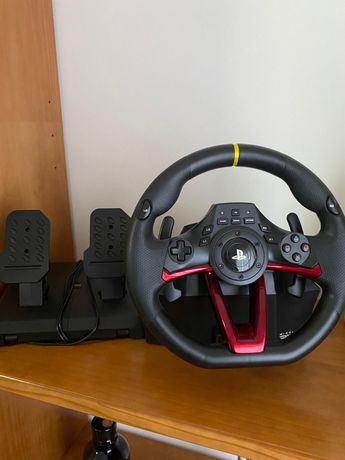 Volante sem Fios HORI Racing Wheel Apex