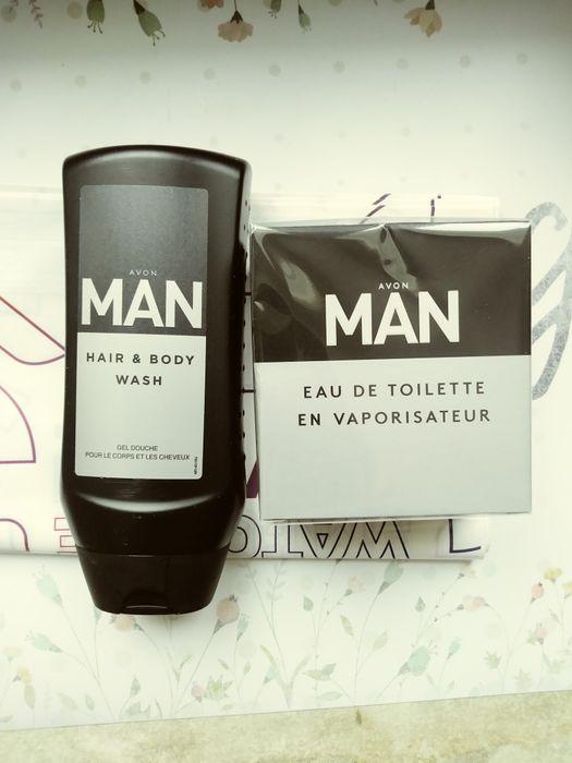 Avon Zestaw Man nowy Częstochowa - image 1