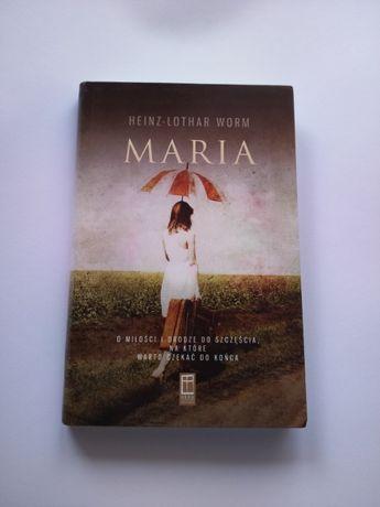 """Książka """"MARIA"""" Heinz-Lothar Worm"""