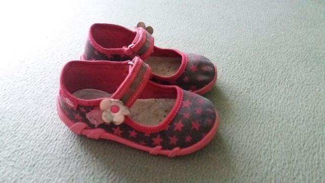 Buty dla dziewczynki roz. 24 RenBut