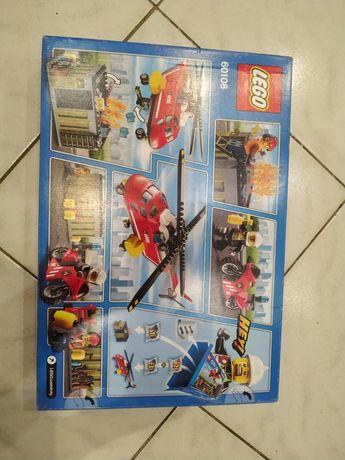 Лего сити lego city 5-12 пожарний вертолет