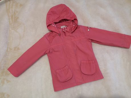 Демисезонная весенняя куртка курточка, ветровка Impidimpi 98-104 3-4 г