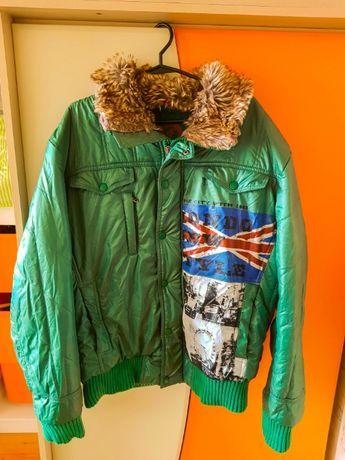 Мужская зимняя куртка Mondo, размер XXL