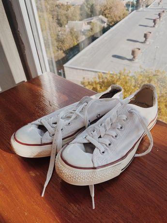 Кеды Converse женские белые