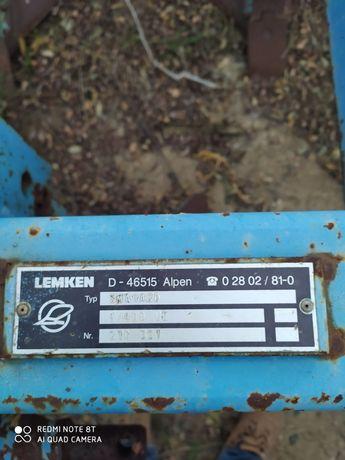 Агрегат почвообрабатывающий лемкен,