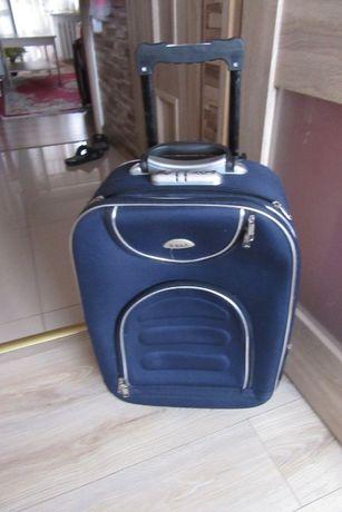 dell mała walizka do lotu na 3 kółkach
