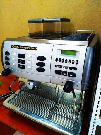 Кофемашина профессиональная суперавтомат La Cimbali M3 Superbar Акция!