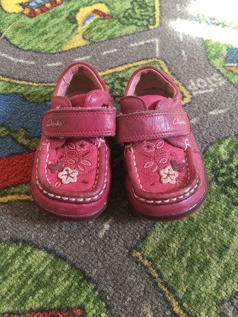 Туфли  ботинки Clarks