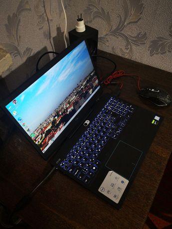 Продам практически новый игровой ноутбук DELL G3 15 Gaming(3590)