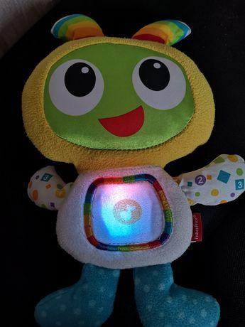 Robot interactif Bebo abri chantant Fisher Price