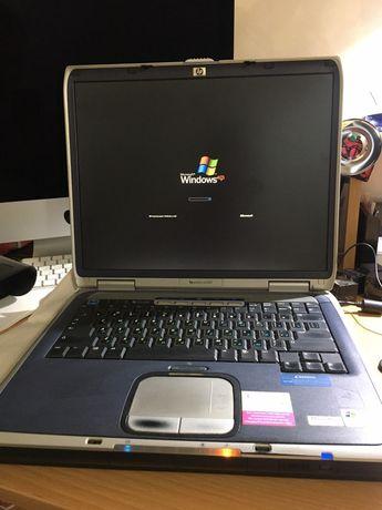 Ноутбук HP pavilion ze5300