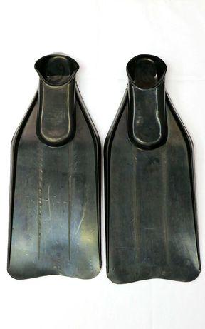 Płetwy gumowe (chyba radzieckie)