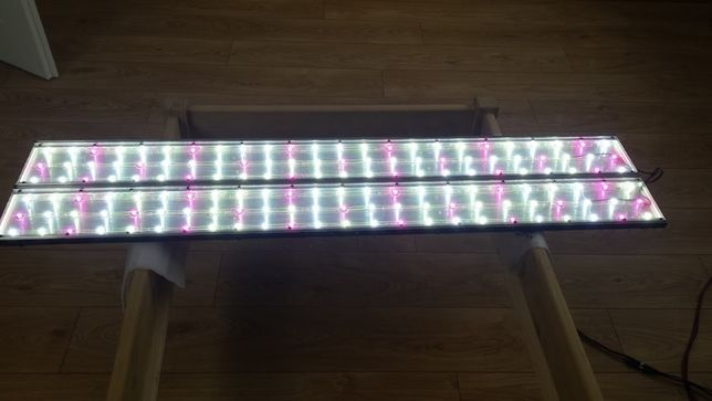 Belka Led Power/ oświetlenie led do akwarium / 144 wat