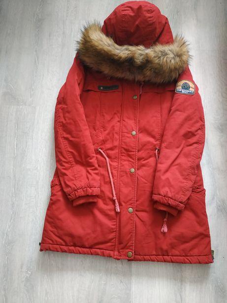 Куртка зимняя, куртка парка