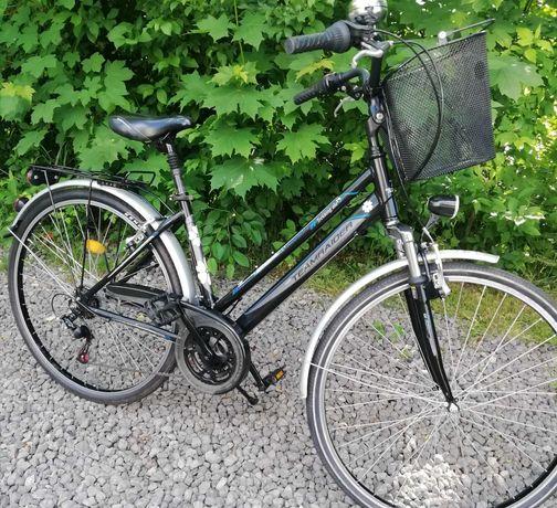 Rower Teamraider na alu ramie/amorek /osprzęt Shimano /koła 28'